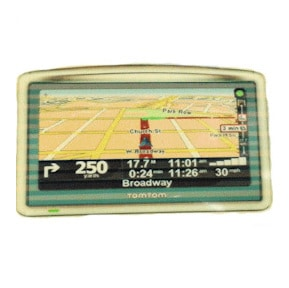 witte chocolade TomTom