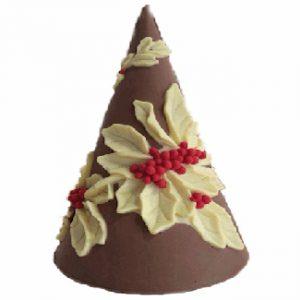 kerst chocolade piramide