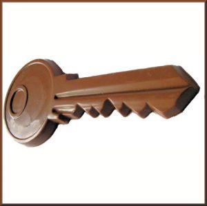 chocolade-sleutel klein