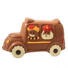 Chocolade vervoeren, hoe hou je dat goed?