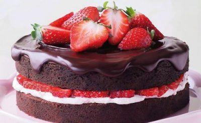 chocolade taart