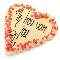 Chocolade Valentijn