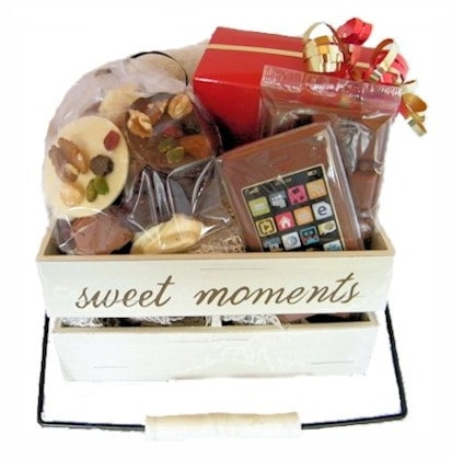 Chocolade cadeau pakket