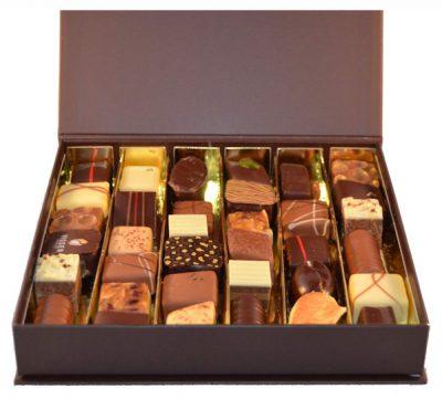 handwerk bonbons luxe doos groot