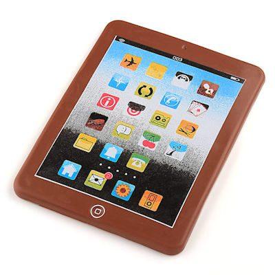 chocolade iPad. Chocolade versturen per post