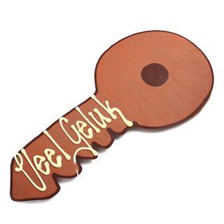chocolade sleutel