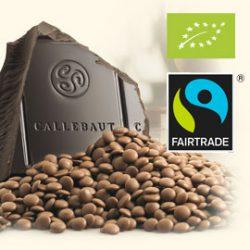 de beste chocoladeletters van Callebaut