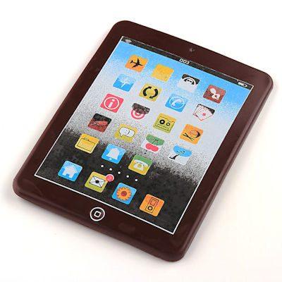 iPad pure chocolade