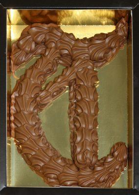 chocoladeletters bestellen online