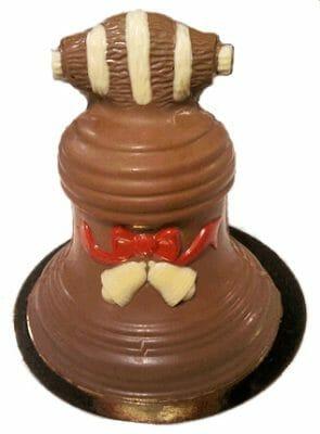 kerstchocolade-bel
