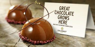 Chocolade genieten