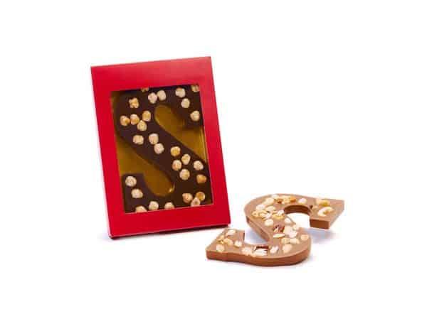chocoladeletter-hazelnoten