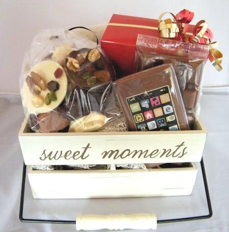 Chocolade cadeautjes ideeën