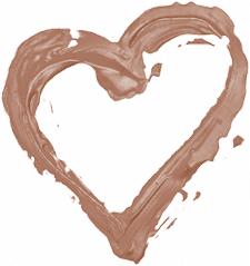 chocolade bezorgd